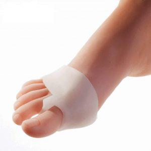 روشهای کاهش درد هالوکس والگوس یا انحراف شست پا